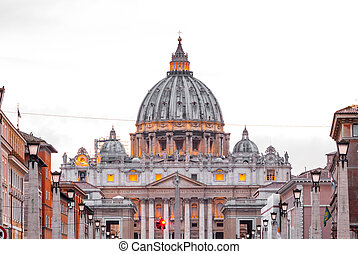 St. Peter Cathedral in Vatican City