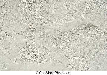 white stucco texture from building