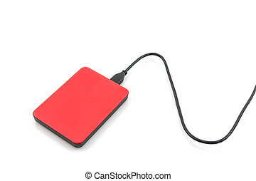 External hard drive for backup. - External hard drive for ...