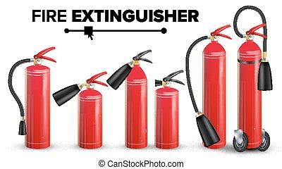 extincteur extinguisher vector br ler signe m tal vecteur search clip art. Black Bedroom Furniture Sets. Home Design Ideas