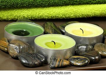 extinguished candles