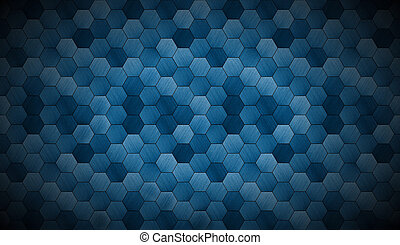 Extra Dark Cyanotype Tiled Background with Spotlight - An ...