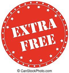 Extra Free-stamp