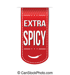 Extra sipcy banner design