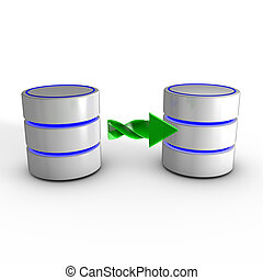 Extract, transform, and load (ETL) is a process in database usage that consists in: Extracting data from outside sources, Transforming it to fit operational needs, Loading it into the end target (database or data warehouse)