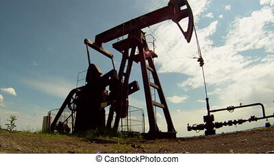 Extraction of oil