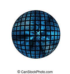 Extracto, globo