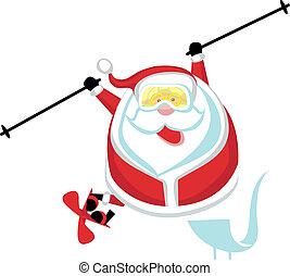 extreem, kerstman
