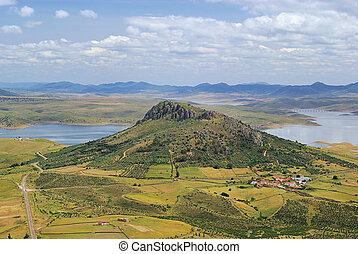 Extremadura Embalse de la Serena 17