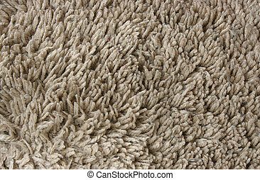 Extreme close up of a carpet