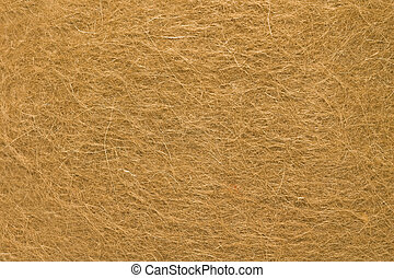 Extreme Closeup of warm felt surface. Useful as texture or...