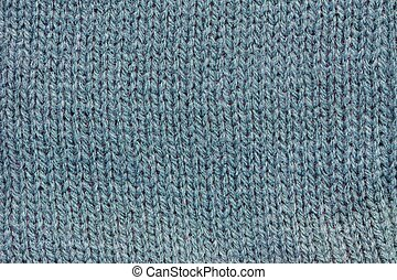 extreme closeup of wool scarf background