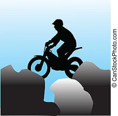 extreme moto sport
