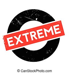 Extreme rubber stamp