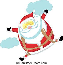 Extreme Santa