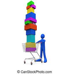 Extreme Shopping #3