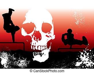 extreme skull