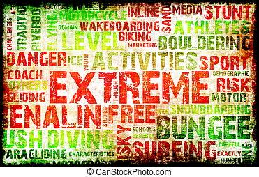 extreme sporten