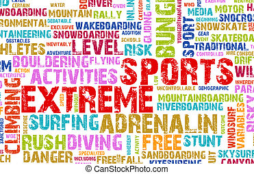 extremer sport