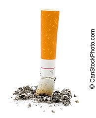 extremo cigarrillo