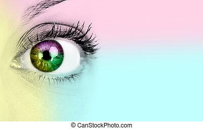 eye., donna