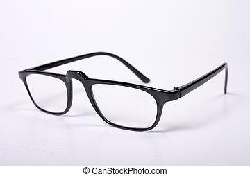 Eye Glasses - Reading glasses on table