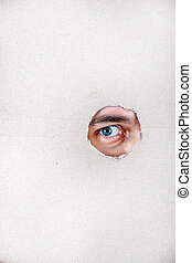 Eye in the Hole