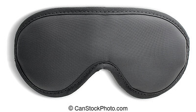 eye mask patch patches isolated on a white background - pair...