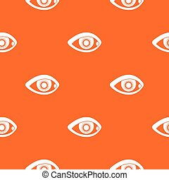 Eye pattern seamless