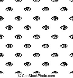 Eye pattern vector