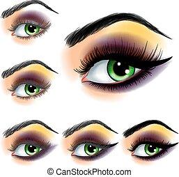eye sombra