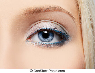 eye-zone, maquillage