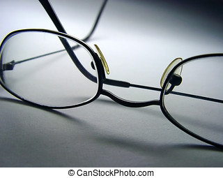 Eyeglasses Close-up