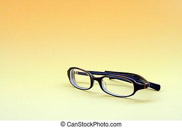 Hip and modern eyeglasses