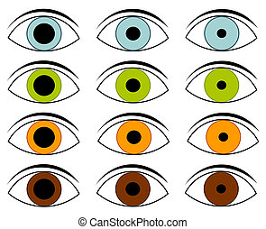 Eyes collection
