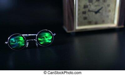 eyes death skull