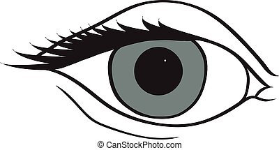eyes., résumé, symbolique