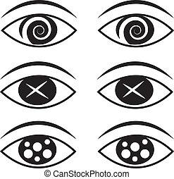 Eyes Symbols 2