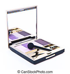 eyeshadows, set