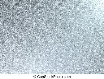 ezüst, struktúra
