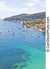 Eze-sur-mer, south of France