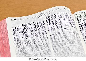 ezra, 聖書, -, ページ