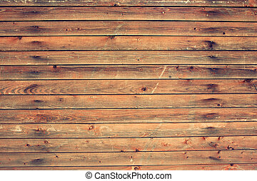 fából való, asztal., tető kilátás