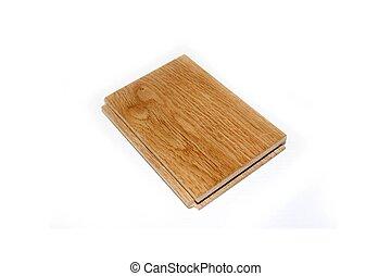 fából való, cserép padló