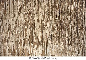 fából való, festék, repedt, struktúra