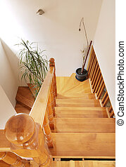 fából való, lépcsősor