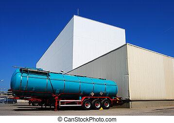 fábrica caminhão