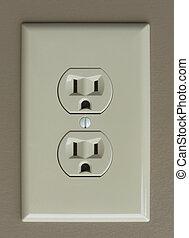 fâché, électricité