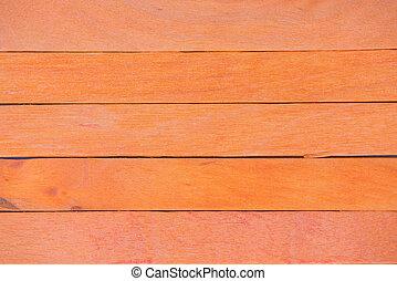 färg, mönster, struktur, trä, bakgrund, apelsin