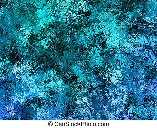 färg, struktur, abstrakt